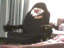 Kansas City Chiefs Car Seat Cover