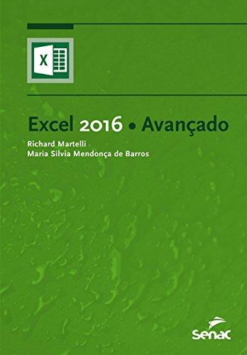 Excel 2016 Avançado (Informática)