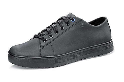 fb6d8fa6702 Shoes for Crews 33464-36 3 Style Old School Low Rider III Women s Slip  Resistant Trainers - EN safety certified  Amazon.co.uk  Welcome