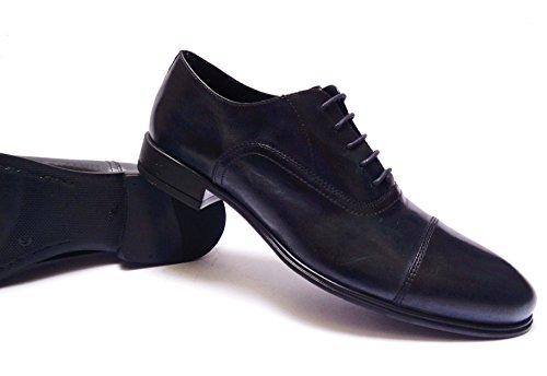 Footaction sortie boutique pour vendre Antica Cuoieria - Chaussures À Lacets Noir Pour La Taille Des Hommes: 40 JbuBD6E7O8