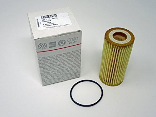 Volkswagen 06K 115 562, Engine Oil Filter (Oil Vw Golf)