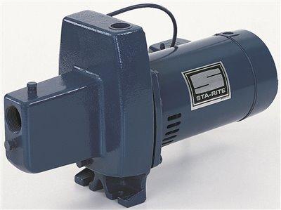 Sta-Rite FND Cast Iron Self-priming Shallow Well Jet Pump 3/4 HP (704007)