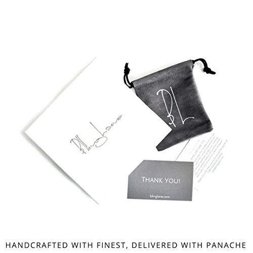 Blinglane Your Initial H Fashion Anklet Jewelry Women by Blinglane (Image #6)