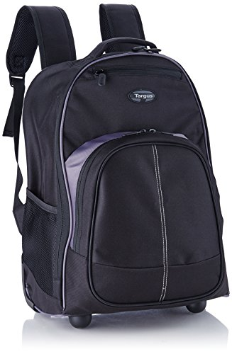 Targus Compact Rolling Backpack for 16-Inch Laptops, Black (TSB750US) by Targus (Image #4)