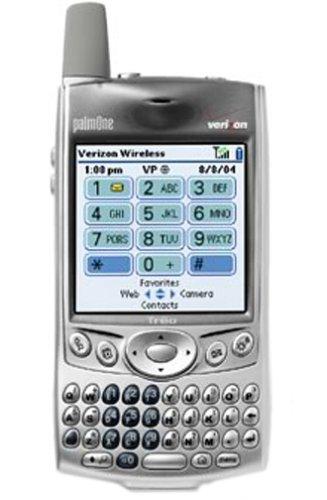 amazon com palmone treo 600 pda phone verizon wireless cell rh amazon com Palm Treo 300 palm treo 600 manual