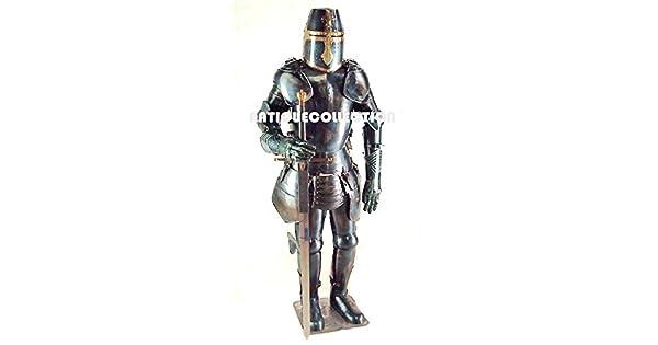 Amazon.com: Antilecolección, traje de caballero negro ...