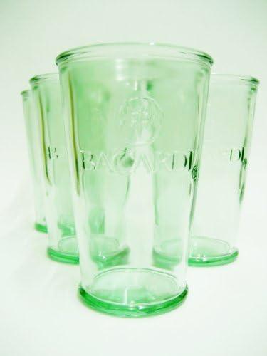 6 bacardí Ron Cuba Libre Edition vasos de cristal: Amazon.es ...