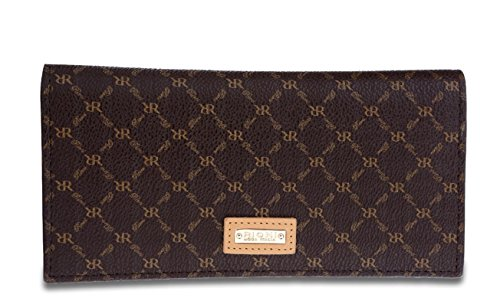 rioni-signature-half-fold-slim-wallet-brown