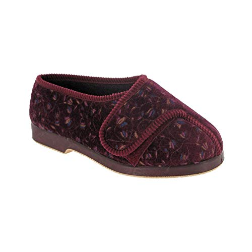 Nola GBS Femme GBS Wine Chaussons Chaussons Femme GBS Wine Nola Nola 00x71Fw