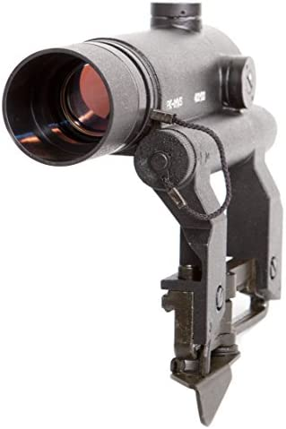 BelOMO PK-01 VS. Red Dot Scope Collimator Sight for Saiga. Co-Witness. 1 MOA. Original Combloc