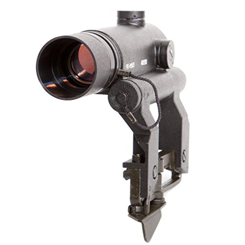 BelOMO PK-01 VS. Red Dot Scope Collimator Sight for Saiga. Co-Witness. 1 MOA. Original Combloc