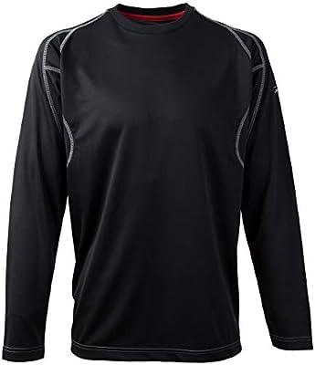8ae73d13 Amazon.com : GILL Men's UV Tech Long Sleeve Shirt C1628 (Black, X ...