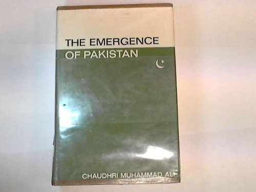 Emergence of Pakistan