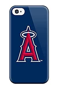 New Los Angeles Angels Tpu Case Cover, Anti-scratch RobertWRay Phone Case For Iphone 4/4s hjbrhga1544