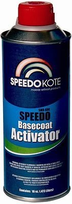 SpeedoKote SMR-600 - Base Coat Activator increases adhesion & durability of solvent basecoat by Speedokote