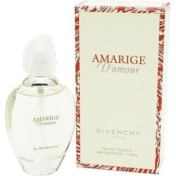Amarige Damour By Givenchy For Women. Eau De Toilette Spray 3.3 Ounces