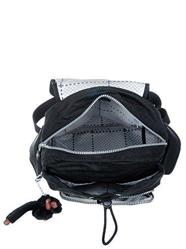 CITY Handbags Kipling S Women's Backpack Schwarz Kipling PACK Black CITY Pxq4EwHCa