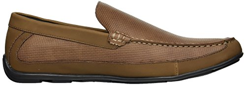Unlisted By Kenneth Cole Mens Eckert Driver B Driving Style Mocassino Marrone