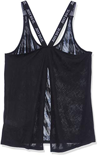 cool black black fit Grey Nike Multicolore Tanktop Elastika Dri Xs Dbardeur Femme D'entranement zRwav86wTq
