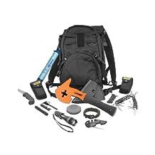Lansky Sharpeners LTASK T.A.S.K. Tactical Apocalypse Survival Kit, Black