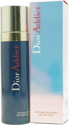 Dior Addict By Christian Dior For Women. Deodorant Spray 3.4 Ounces
