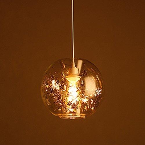 Kronleuchter Aus Wärme Schlafzimmer Kinderzimmer Leuchten Kreative Persönlichkeit Wohnzimmer Cafe Clothing Store Kunst Lampen Und Laternen Single Head E 27, 24  25 Cm Mode. Z (Farbe  1)