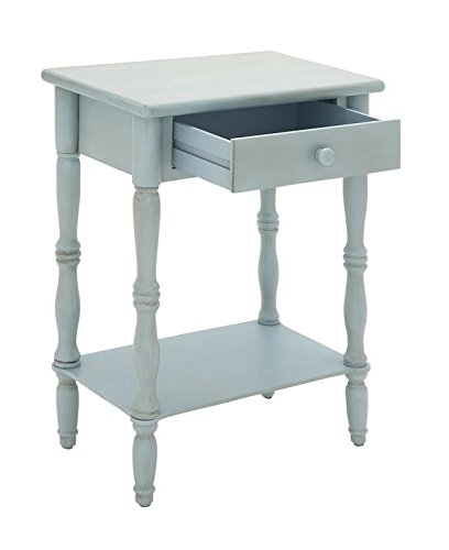 Deco 79 60118 Wood Side Table, 22