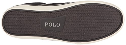 Polo Ralph Lauren Heren Thompson Ii Sneakers Polo Zwart