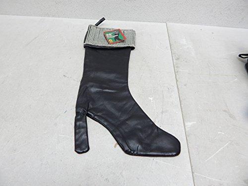 - Rubie's Boot Christmas Stocking, Black, One Size