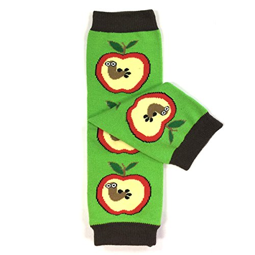 Wrapables Colorful Baby Leg Warmers