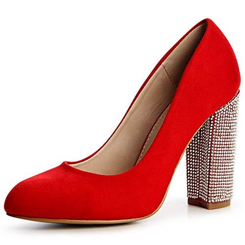 Topschuhe24 Topschuhe24 Rouge Pompes Rouge Topschuhe24 Rouge Femmes Femmes Topschuhe24 Pompes Femmes Pompes Uwf4wxpqE