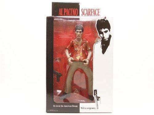 (Mezco Toyz Scarface 10 Inch Stylized Action Figure Tony Montana [Hawaiian Shirt])