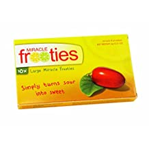 Miracle Frooties XL Miracle Berry Tablets (600mg Double Strength)