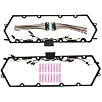 XinYi Autoparts Ford 98-04 7.3L Valve Cover Gasket + FUEL...
