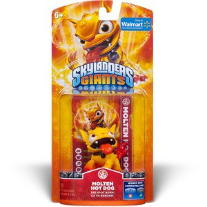 Activision Skylanders Giants Single Character Pack - Molten Hot Dog (Hot Dog Skylander Giants compare prices)
