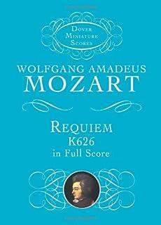 Sheet Music & Song Books latin Friendly Mozart Requiem K626 Vocal Score