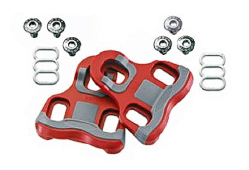 Xpedo Thrust 7 Cleat Set w 6 Degree Float Use or Keo Road Pedals ()