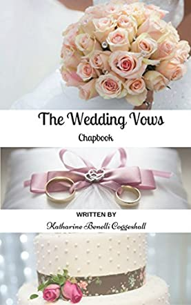 The Wedding Vows Chapbook
