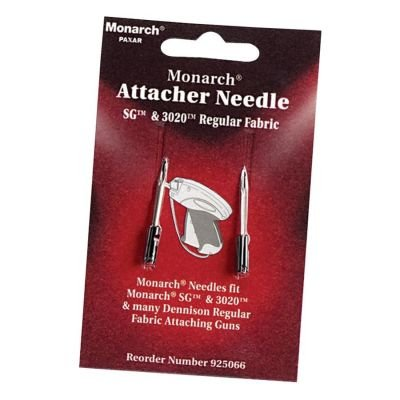 Monarch 925066 Needles for SG Tag Attacher Kit, 2/Pack MNK925066