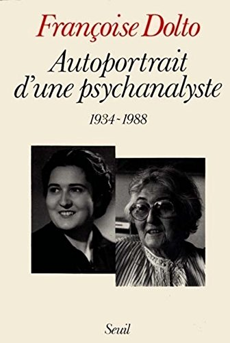 Autoportrait d'une psychanalyste