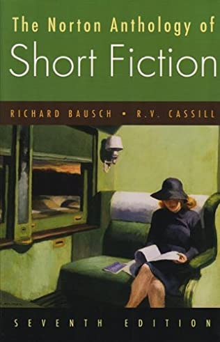 book cover of The Norton Anthology of Short Fiction