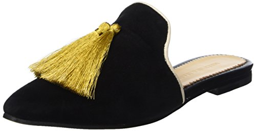 Black Black 11 Toe Suede Closed Joolie Black Suede Hamilton Ls amp; Sandals Women's Melvin Ls qw488F