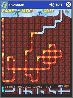 Lavaman (PPC 2002)