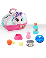 Disney Jr T.O.T.S. Care for Me Pet Carrier Bella The Bunny (9 Pieces), by Just Play