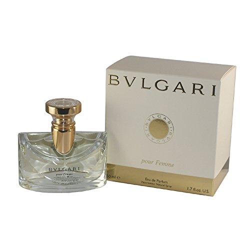 Bvlgari Pour Femme For Women By Bvlgari Eau-de-parfume Spray, 1.7-Ounce Femme Parfum
