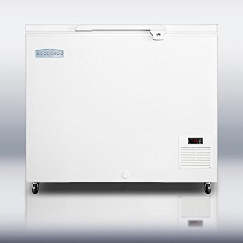 Summit EL21LT: Commercial -45(degree) C capable chest freezer with digital thermostat and 8.1 cu.ft. capacity