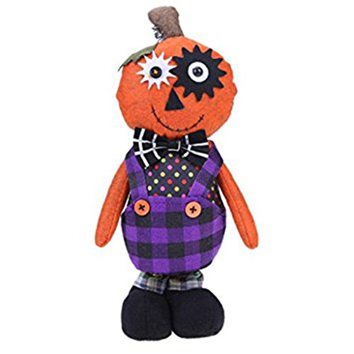 Ltg Whitelotous Innovative Cartoon Witch Baby Plush Toys Halloween Trick Whimsy Standing (Pics Of Babies In Halloween Costumes)