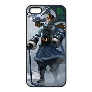 iPhone 5 5s Cell Phone Case Black Swain league of legends 006 SH3840253