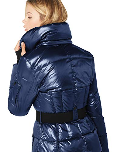 Coat Women's Jacket Down Puffer Midnight Down Belted SAM Soho qdwWCq0