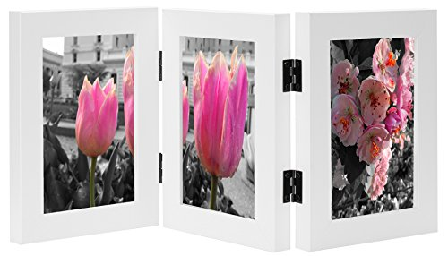 3 opening vertical picture frame - 7